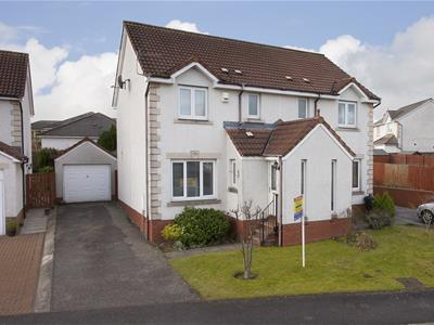 Property image of home to buy in Provost Black Drive, Tayport, Dundee